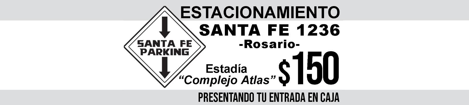 Santa Fe Parking