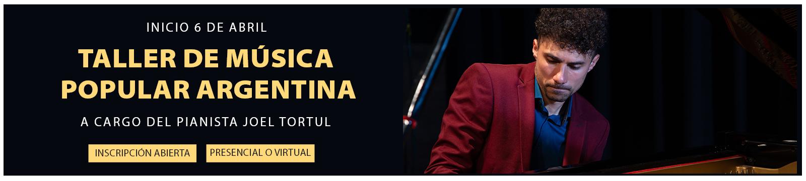 Taller de Música Popular Argentina